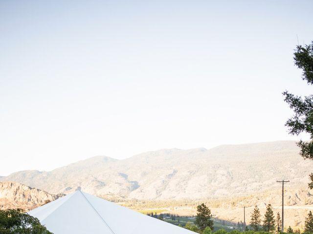 Jason and Shari's wedding in Okanagan Falls, British Columbia 100