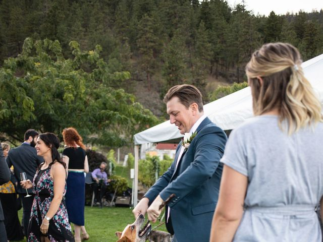 Jason and Shari's wedding in Okanagan Falls, British Columbia 104