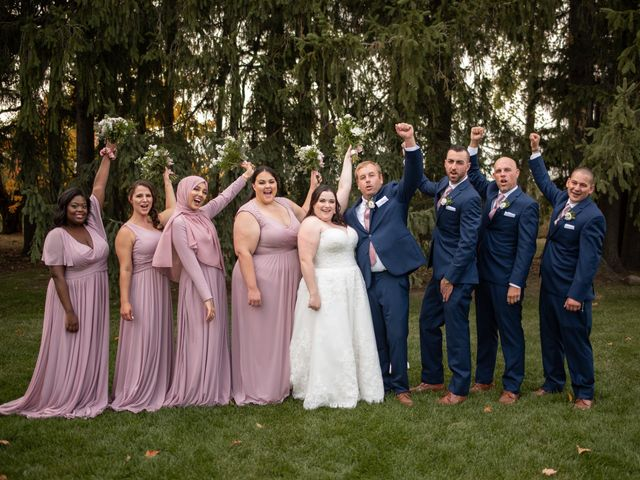 Kyle and Alison's wedding in Caledon, Ontario 33