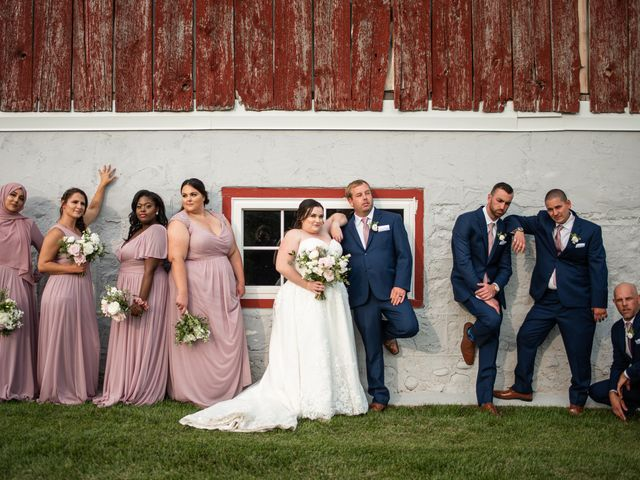 Kyle and Alison's wedding in Caledon, Ontario 35