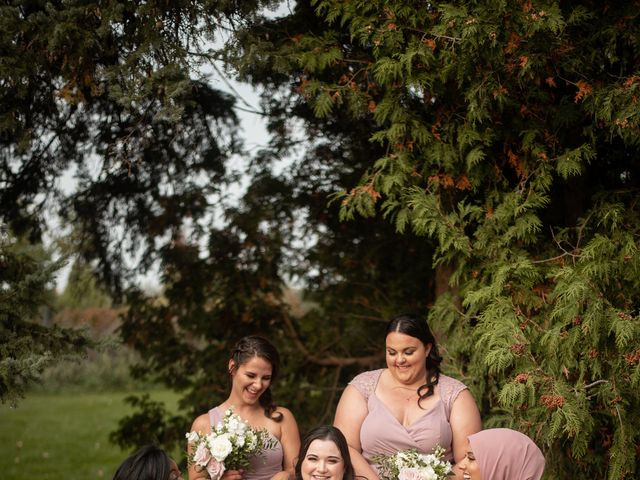 Kyle and Alison's wedding in Caledon, Ontario 39