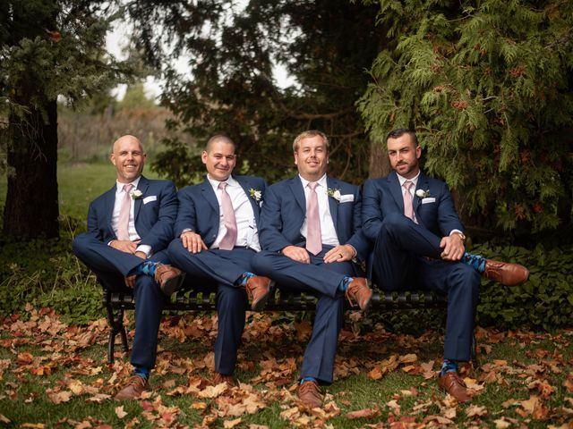 Kyle and Alison's wedding in Caledon, Ontario 41
