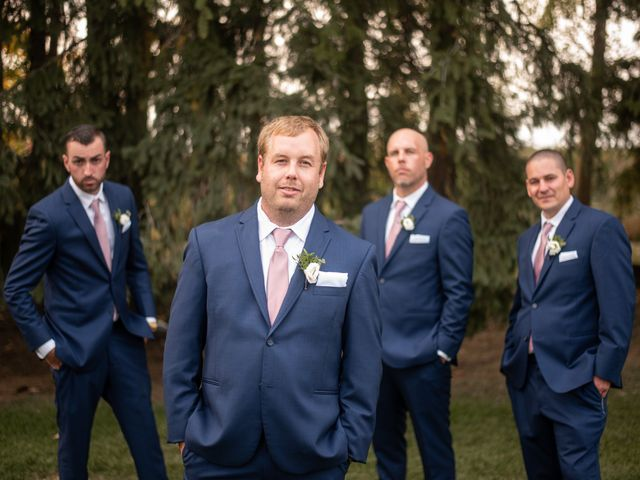 Kyle and Alison's wedding in Caledon, Ontario 43