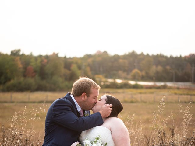 Kyle and Alison's wedding in Caledon, Ontario 49