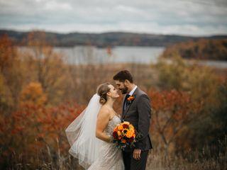 The wedding of Dena and Thomas