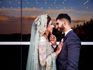 The wedding of Usman and Shanza