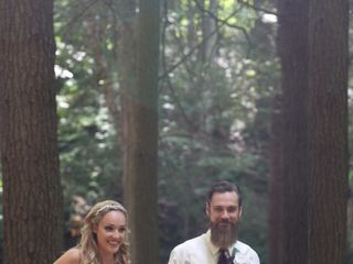 The wedding of Holly and Scott 3