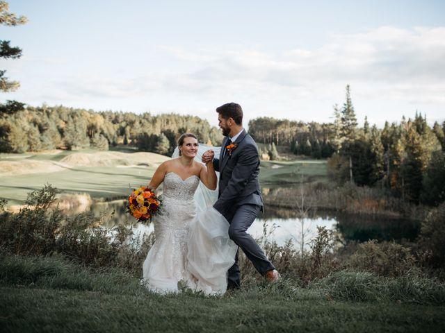 Thomas and Dena's wedding in Pontypool, Ontario 2
