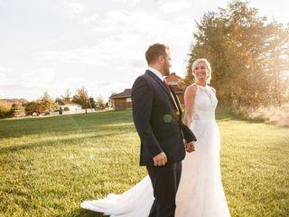 The wedding of Ian and Vanessa