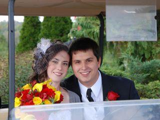 The wedding of Katlin and Adam