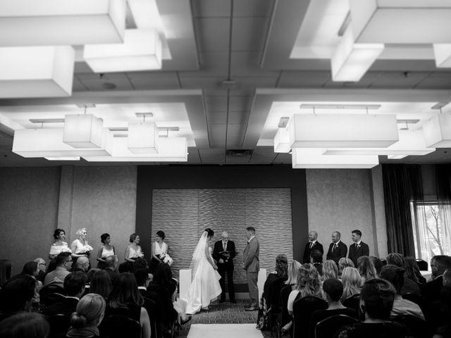 Cam and Avery's wedding in Edmonton, Alberta 8