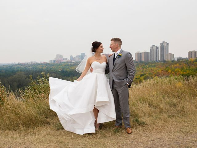 Cam and Avery's wedding in Edmonton, Alberta 10