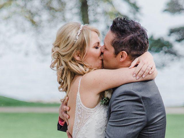 The wedding of Ada and Kirk