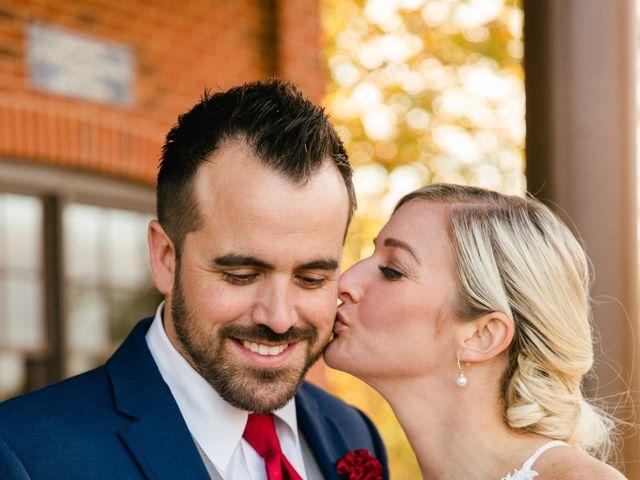 Vanessa and Ian's wedding in Burlington, Ontario 6
