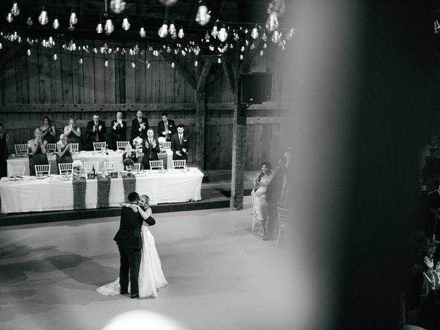 Vanessa and Ian's wedding in Burlington, Ontario 9