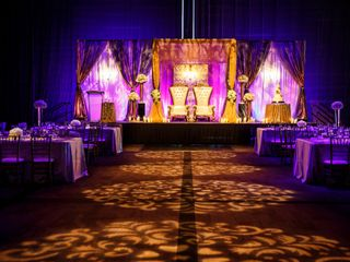 The wedding of Sheena and Rajat 3