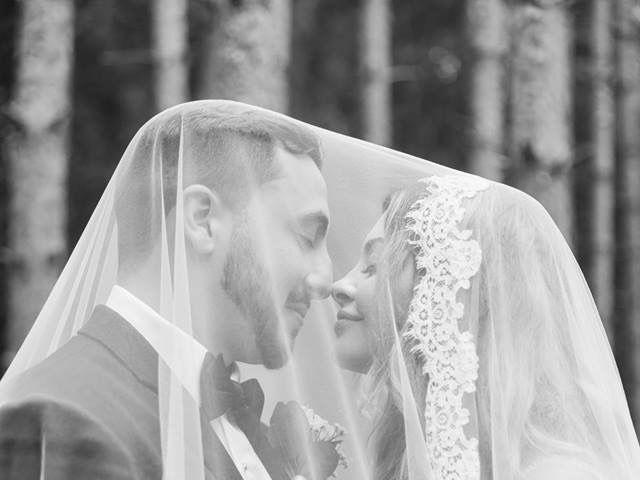 Jonathan and Josephine's wedding in Toronto, Ontario 3
