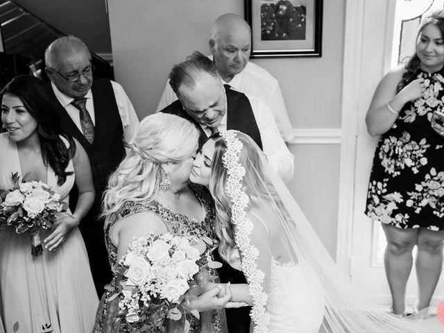 Jonathan and Josephine's wedding in Toronto, Ontario 4