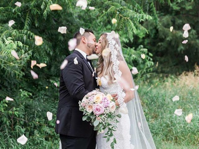 Jonathan and Josephine's wedding in Toronto, Ontario 6