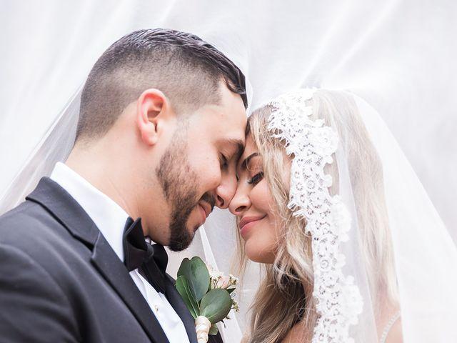 Jonathan and Josephine's wedding in Toronto, Ontario 8