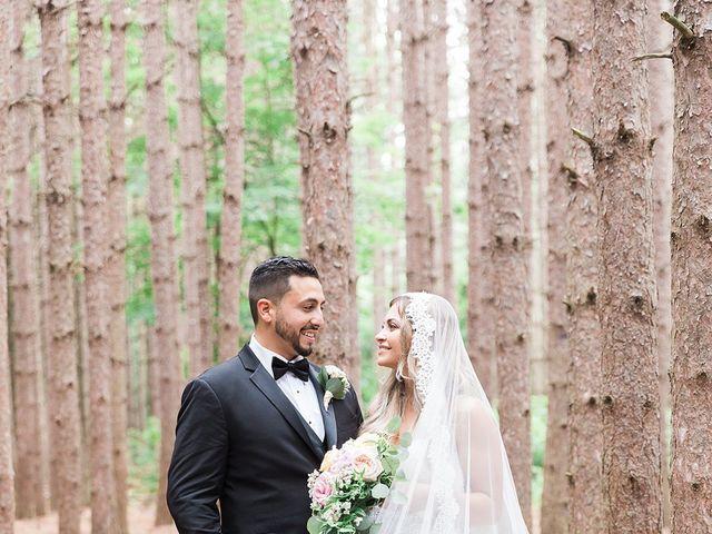 Jonathan and Josephine's wedding in Toronto, Ontario 9