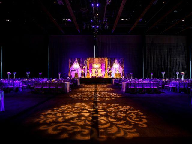 Rajat and Sheena's wedding in Edmonton, Alberta 4