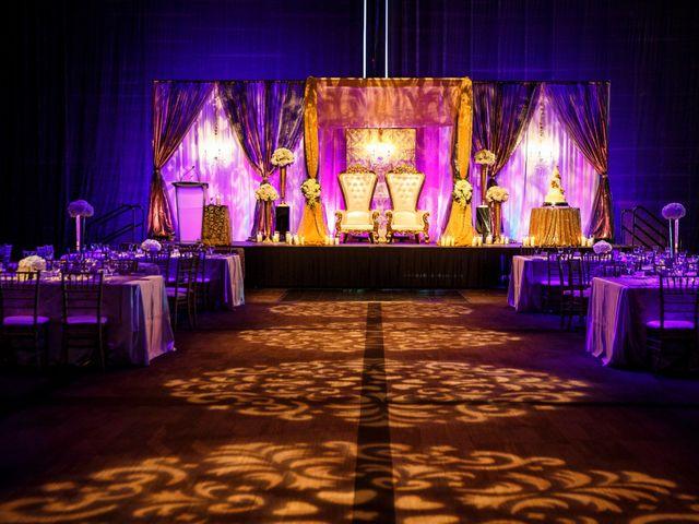 Rajat and Sheena's wedding in Edmonton, Alberta 5