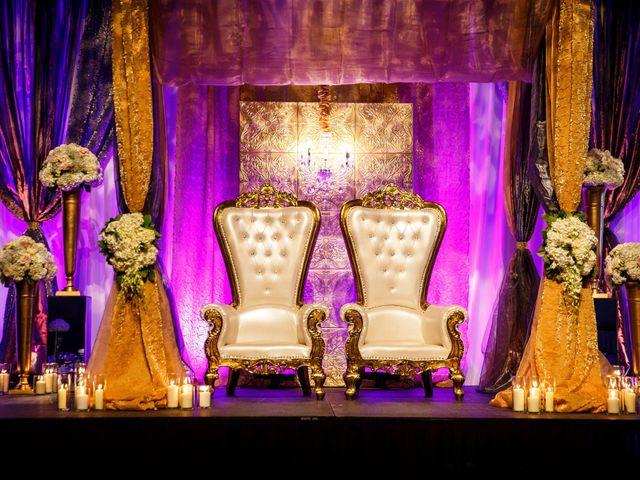 Rajat and Sheena's wedding in Edmonton, Alberta 8