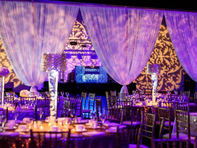Rajat and Sheena's wedding in Edmonton, Alberta 10