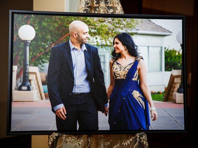 Rajat and Sheena's wedding in Edmonton, Alberta 16