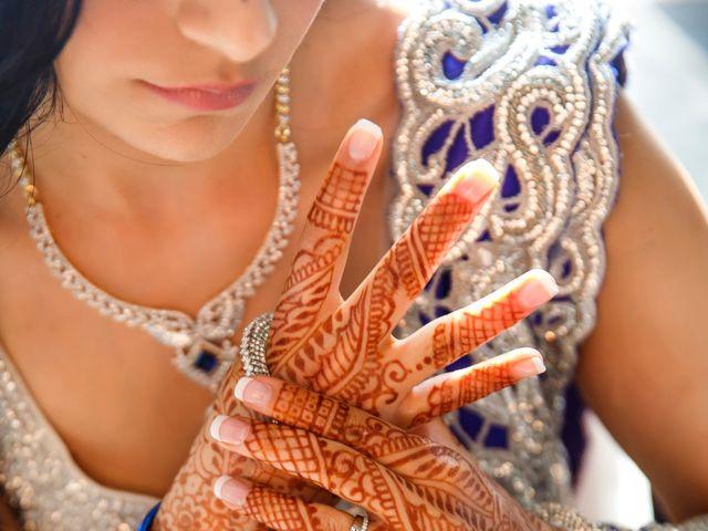 Rajat and Sheena's wedding in Edmonton, Alberta 27