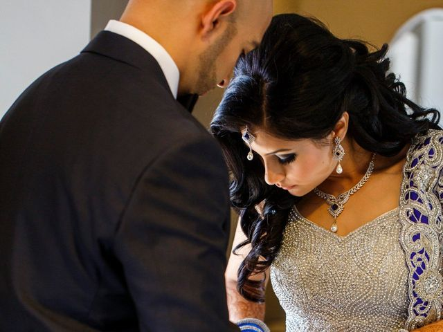 Rajat and Sheena's wedding in Edmonton, Alberta 32