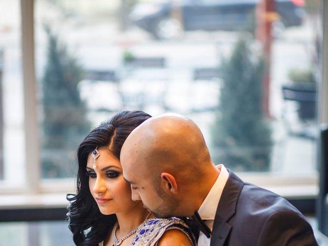 Rajat and Sheena's wedding in Edmonton, Alberta 33