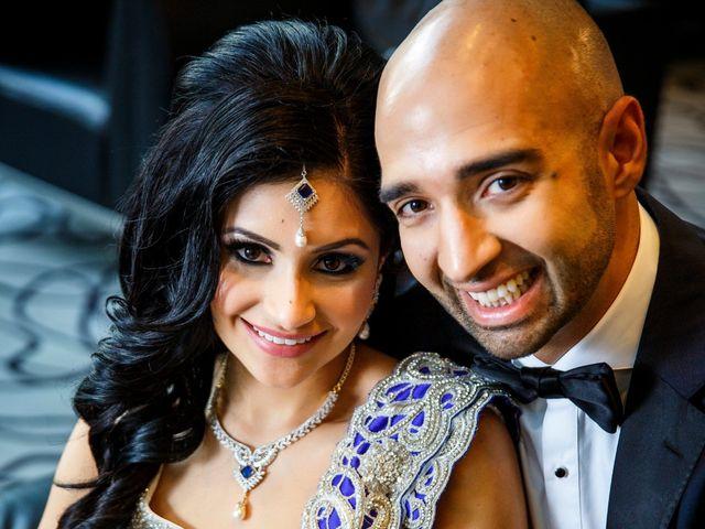 Rajat and Sheena's wedding in Edmonton, Alberta 34