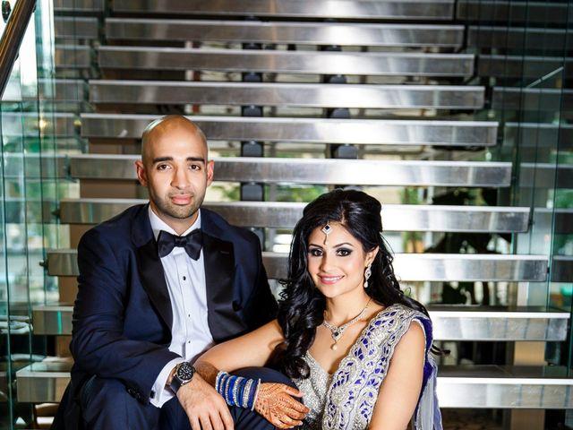 Rajat and Sheena's wedding in Edmonton, Alberta 35