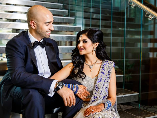 Rajat and Sheena's wedding in Edmonton, Alberta 1