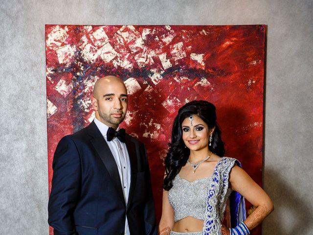 Rajat and Sheena's wedding in Edmonton, Alberta 38