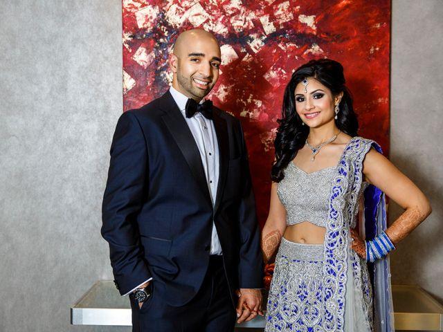 Rajat and Sheena's wedding in Edmonton, Alberta 39