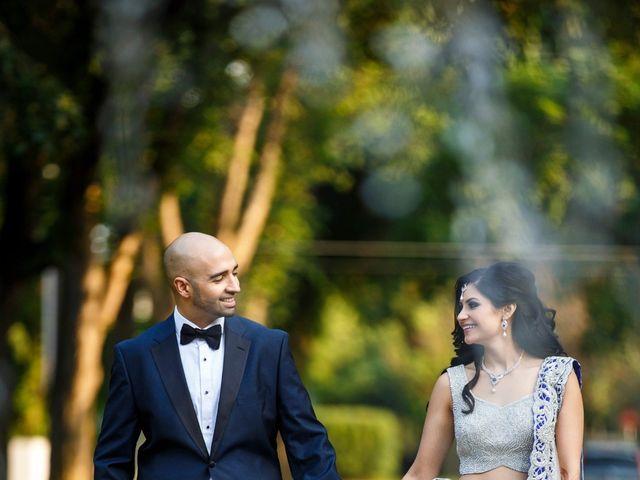 Rajat and Sheena's wedding in Edmonton, Alberta 41