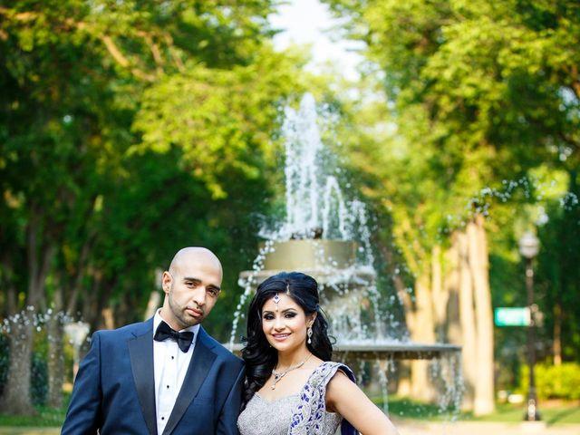 Rajat and Sheena's wedding in Edmonton, Alberta 42