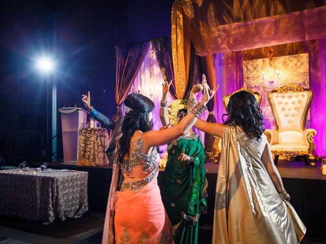 Rajat and Sheena's wedding in Edmonton, Alberta 45