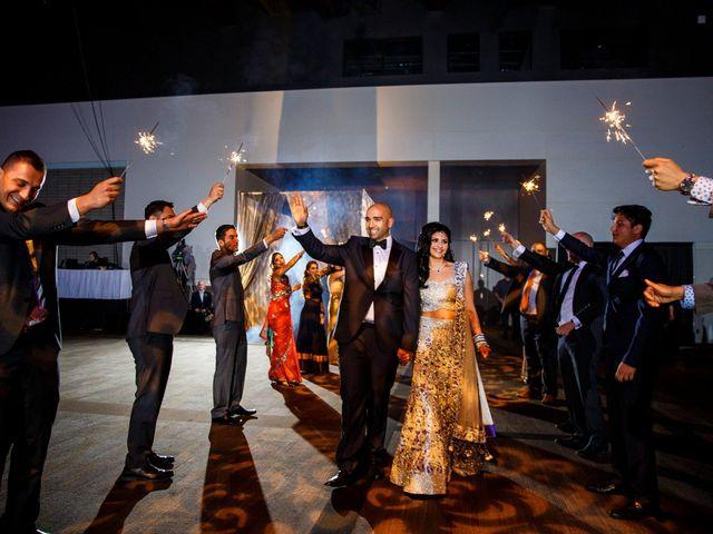 Rajat and Sheena's wedding in Edmonton, Alberta 49
