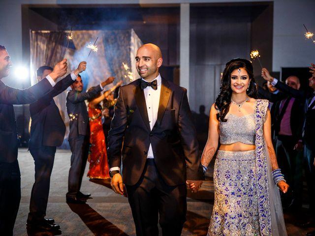 Rajat and Sheena's wedding in Edmonton, Alberta 50