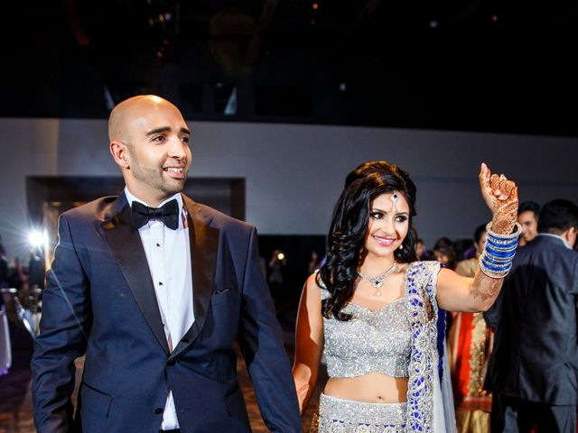 Rajat and Sheena's wedding in Edmonton, Alberta 52
