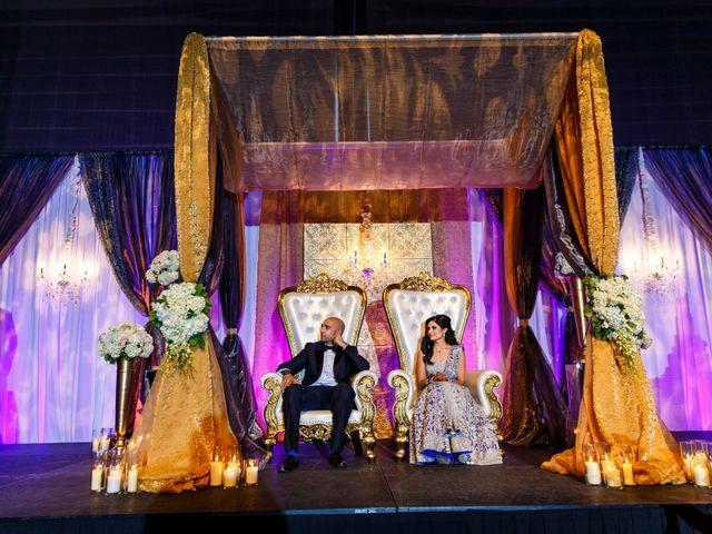 Rajat and Sheena's wedding in Edmonton, Alberta 53