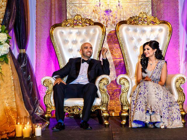 Rajat and Sheena's wedding in Edmonton, Alberta 55