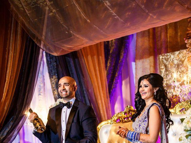 Rajat and Sheena's wedding in Edmonton, Alberta 57