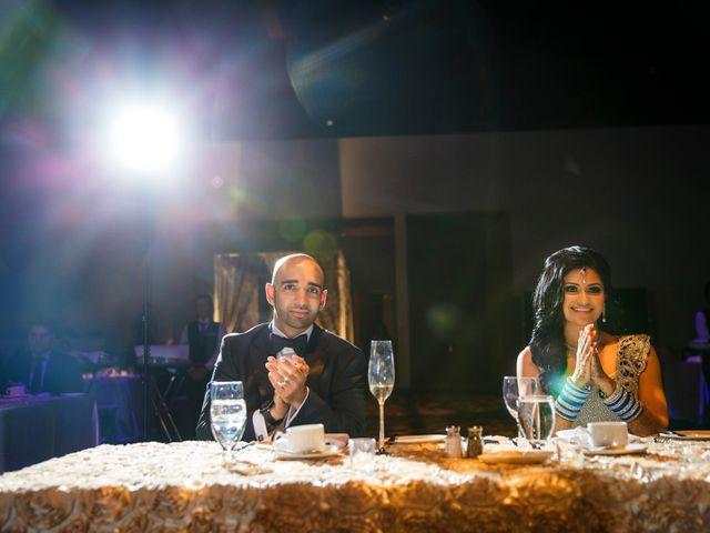 Rajat and Sheena's wedding in Edmonton, Alberta 63