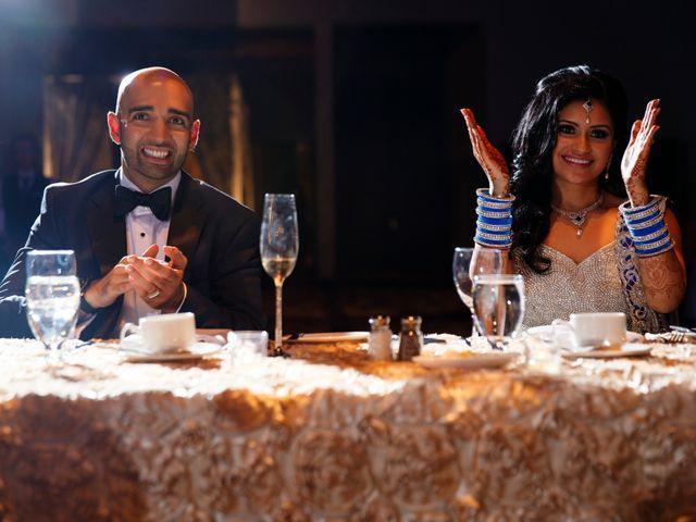 Rajat and Sheena's wedding in Edmonton, Alberta 64