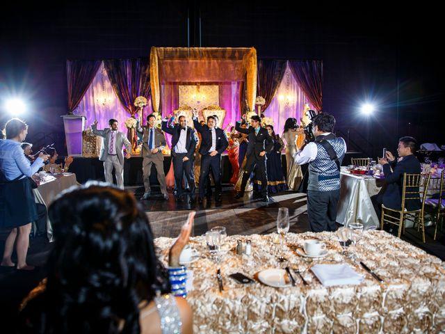 Rajat and Sheena's wedding in Edmonton, Alberta 65